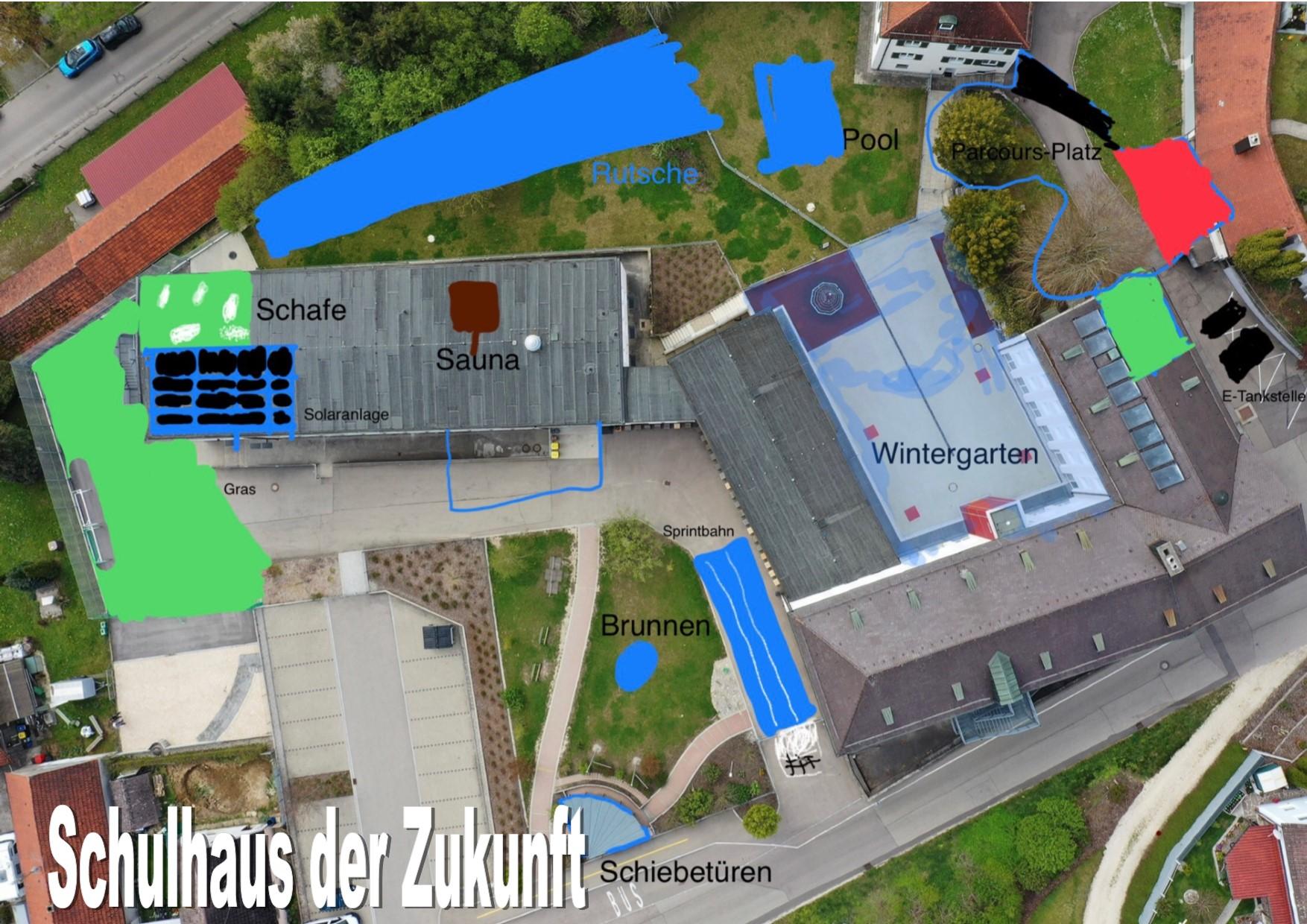 Schulhaus der Zukunft